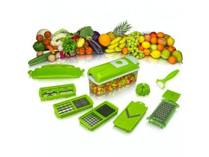 Kráječ zeleniny multifunkční