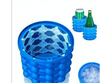 Silikonová nádoba na tvorbu ledu