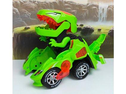 Dinosauří auto transformer