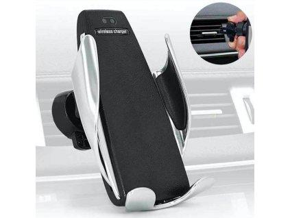 Držák telefonu do auta s bezdrátovým nabíjením