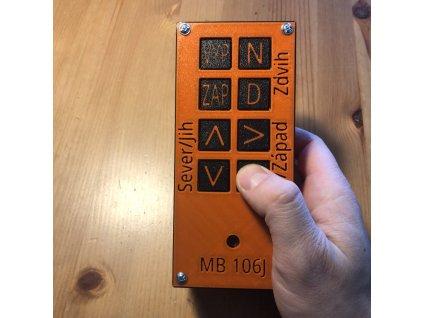 Dálkové ovládání Jeřábu MB106J