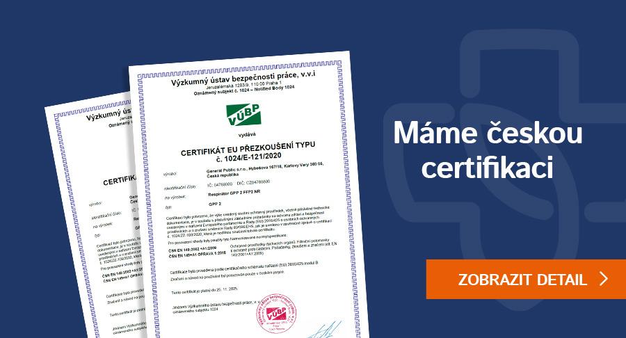 Česká certifikace