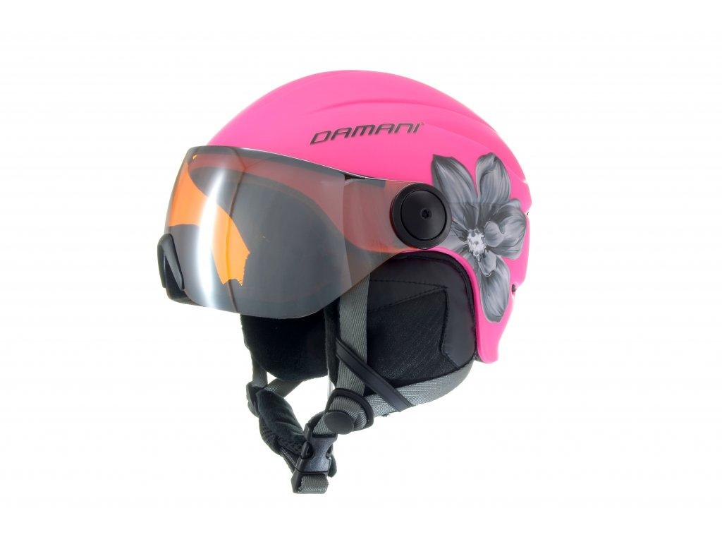 Skier visor P 001