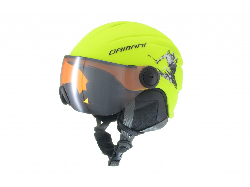 Skier visor Y 001