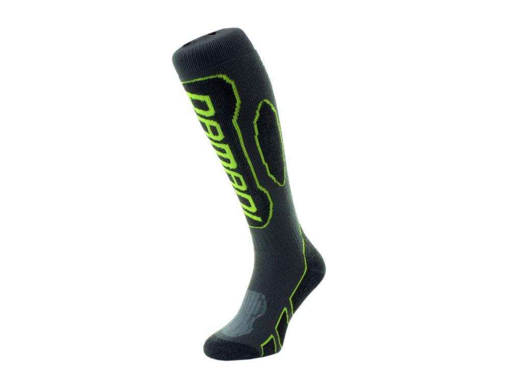 Ponožky Damani Man Exclusive - SA01 (Velikost L: 45-47)