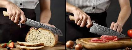 Jak vybrat kuchyňský nůž
