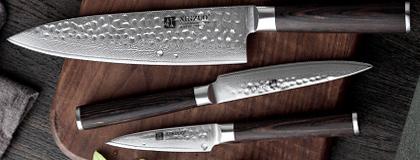Který typ nože potřebujete a kdy ho použít?