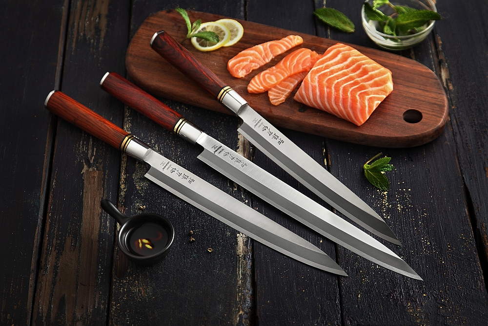 Nože Sashimi