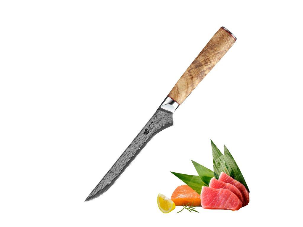 """Nůž vykošťovací SWITYF BONING OK (6"""")"""
