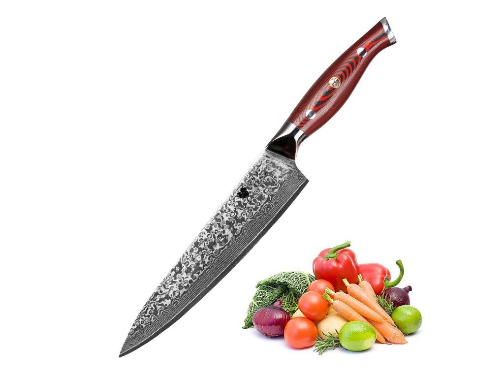 """Nůž pro šéfkuchaře SWITYF CHEF FK (8"""")"""