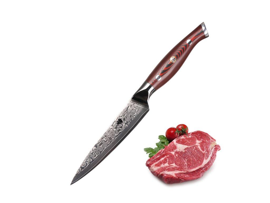 """Nůž na ovoce a zeleninu SWITYF UTILITY FK (5"""")"""