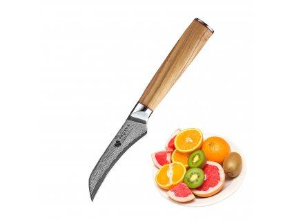 """Nůž loupací a zdobící SWITYF PARING OK (3,5"""")"""