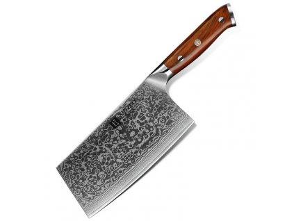 """Nůž a sekáček XINZUO CLEAVER B13R (7"""")"""