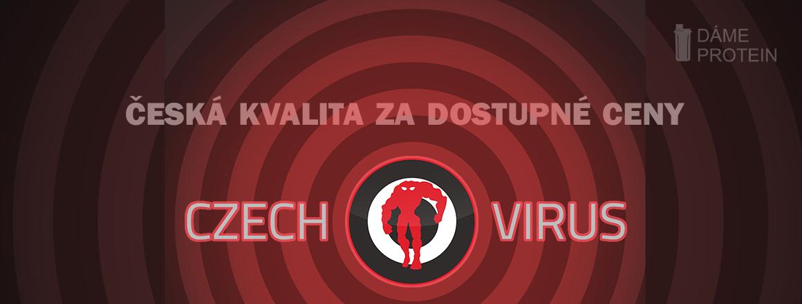 Rozšiřujeme sortiment Czech Virus