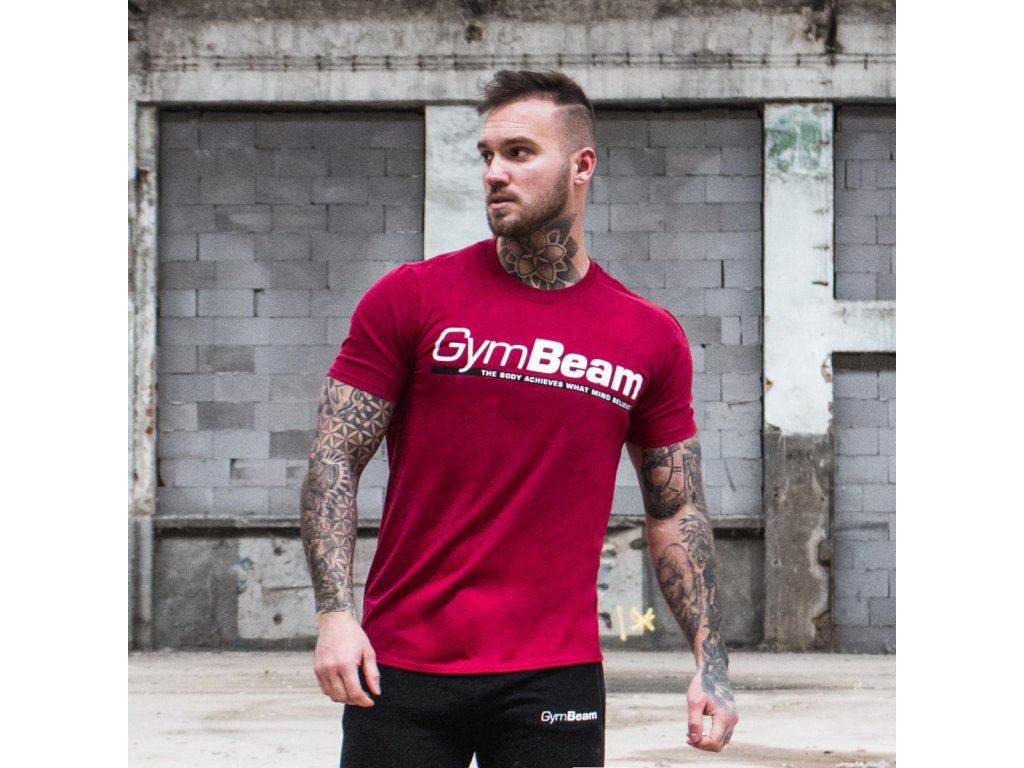 body mind red gymbeam