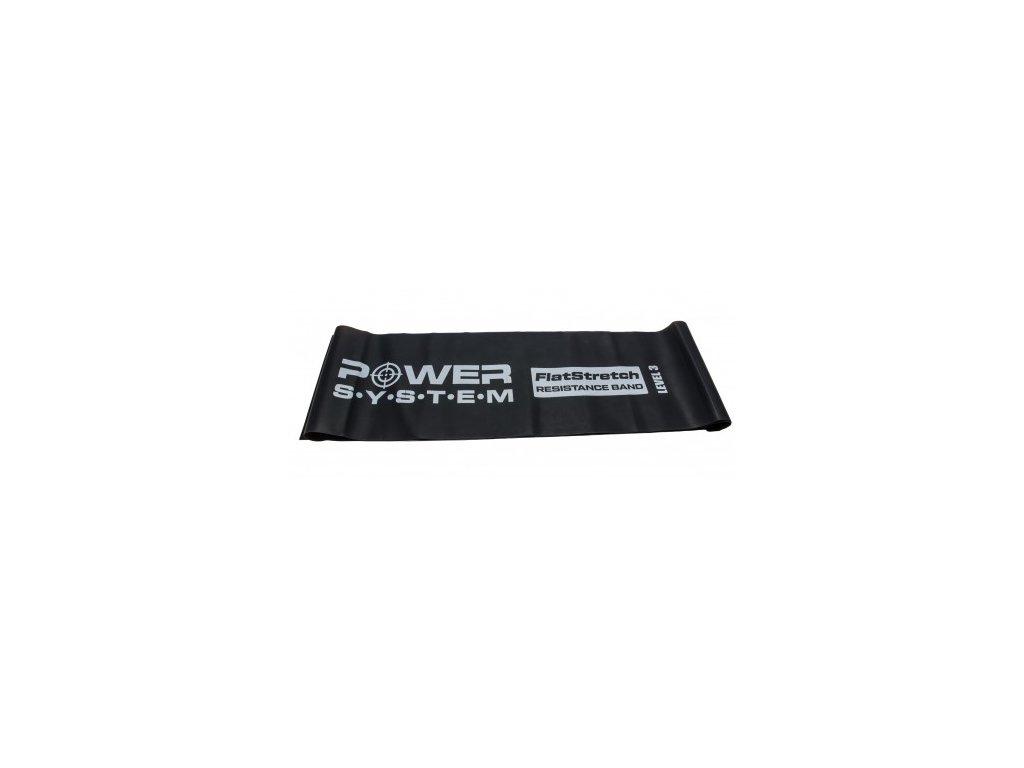 power system posilovaci guma flat stretch band 3
