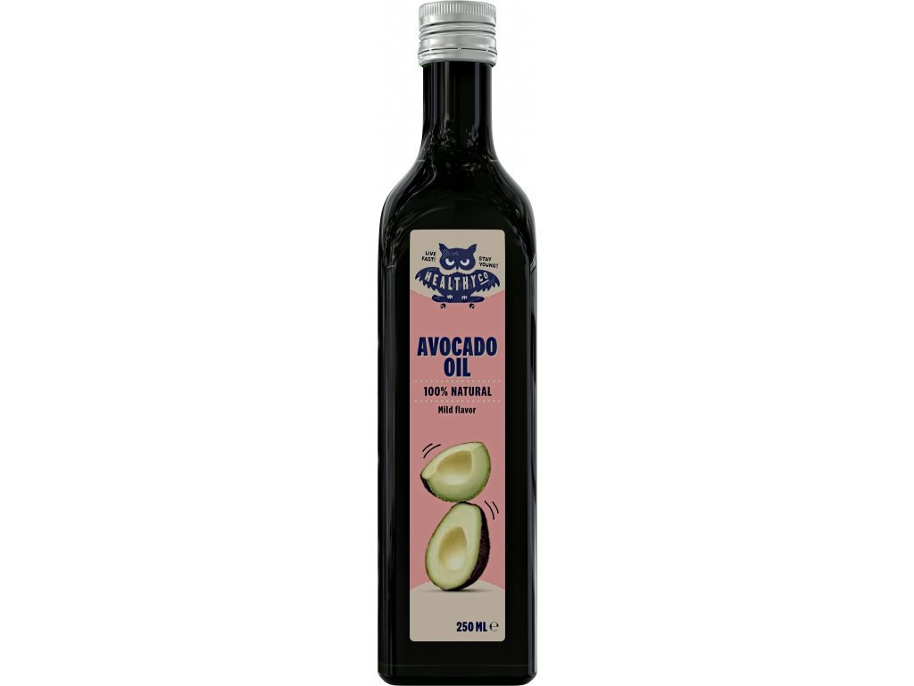 3290 healthyco virgin avocado oil 250ml 1