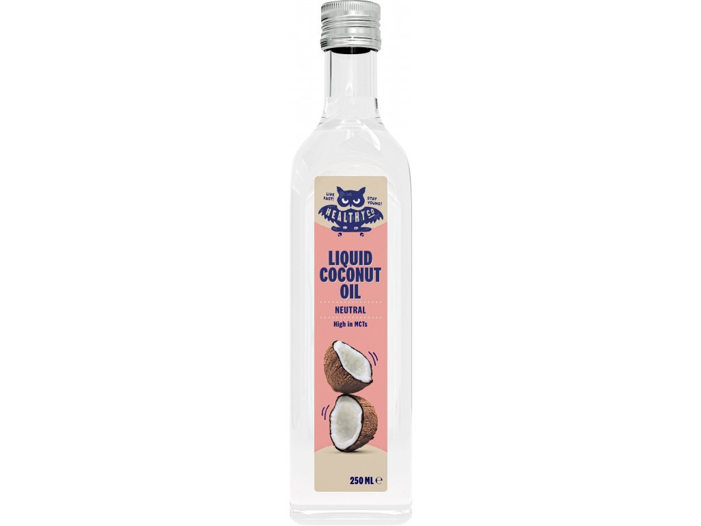 3287 healthyco liquid coconut oil 250ml2