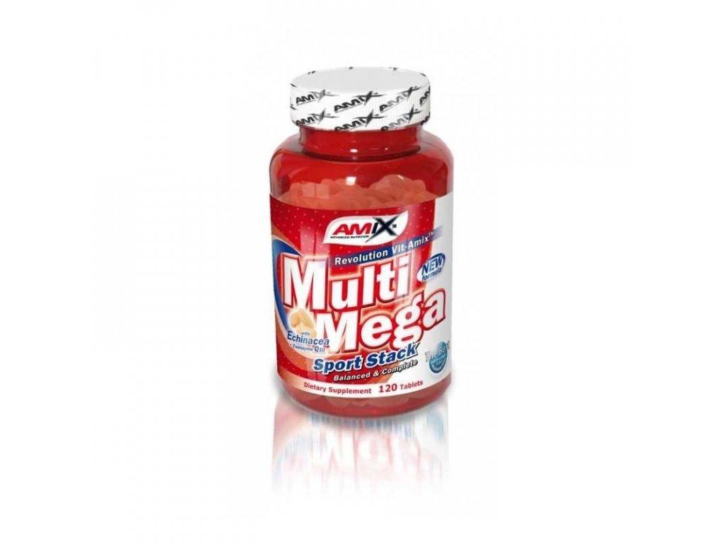 Amix MultiMega Stack 120 kapslí