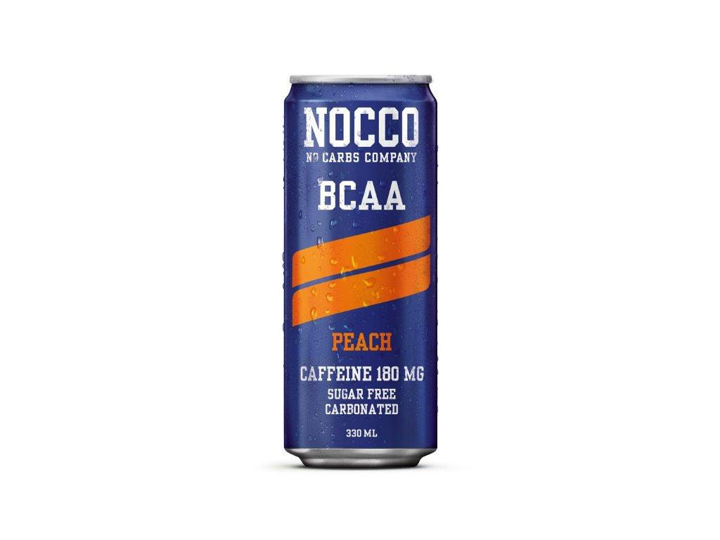 NOCCO ENERGY DRINK + BCAA