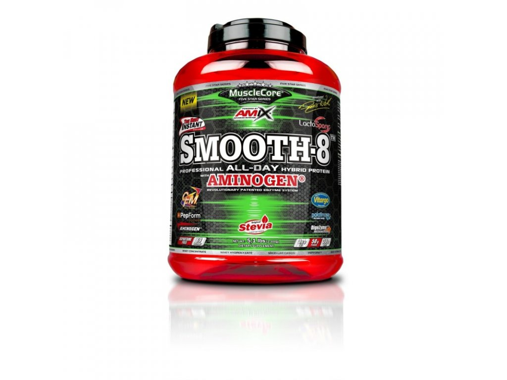 Amix Smooth-8™ 2300 g