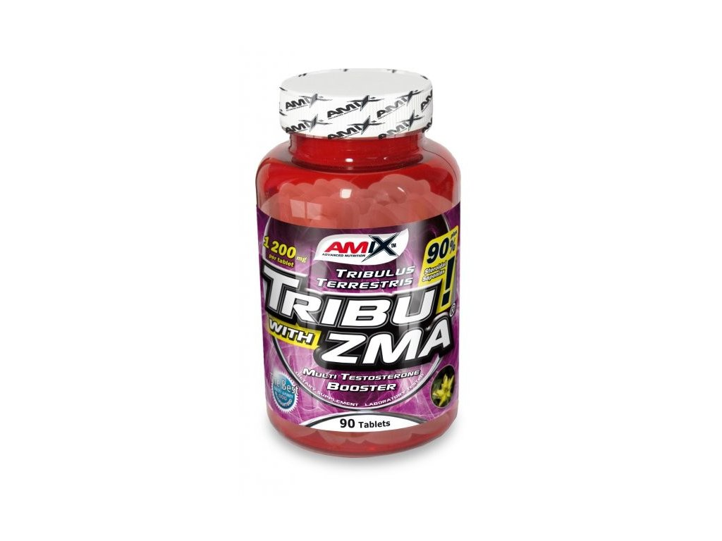 Amix Tribu 90% ZMA 1200mg 90 tablet