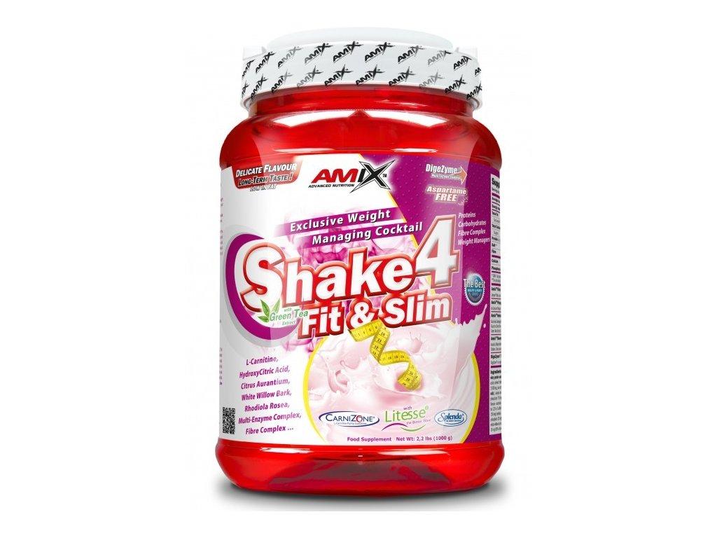 Amix Nutrition Shake 4 Fit&Slim