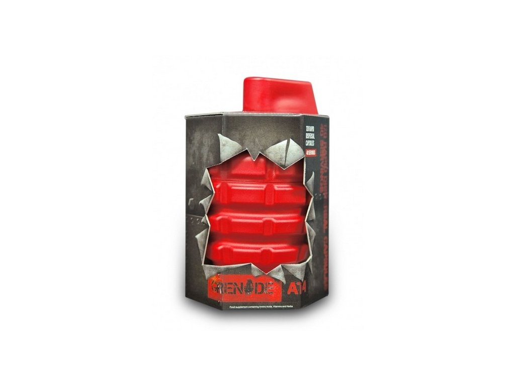 Grenade AT4 120 kapslí