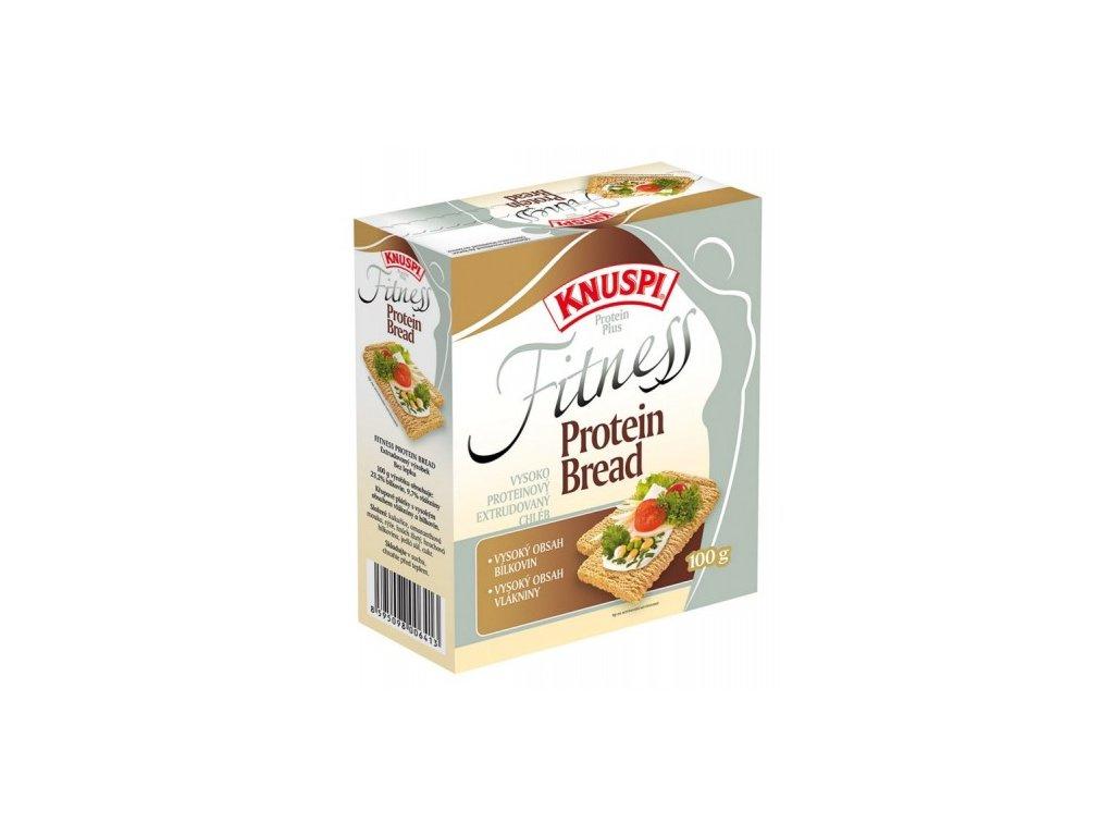 KNUSPI Fitness Protein Bread 100g