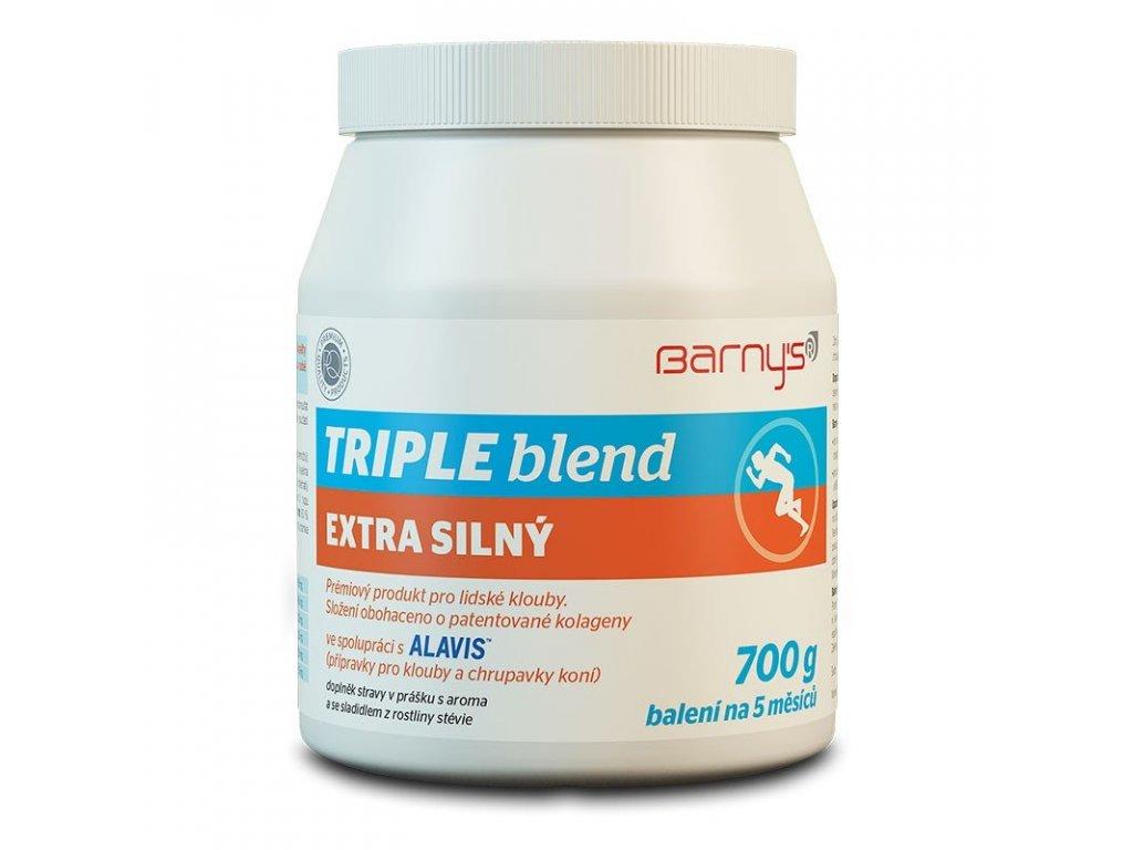 Barny s Triple Blend Extra Silny 700g 1903202010304625166