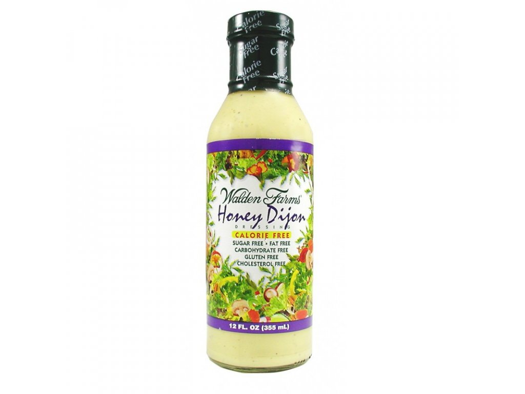 Walden Farms Honey Dijon Dressing 355 ml, Min. trvanlivost do 23.08.2019