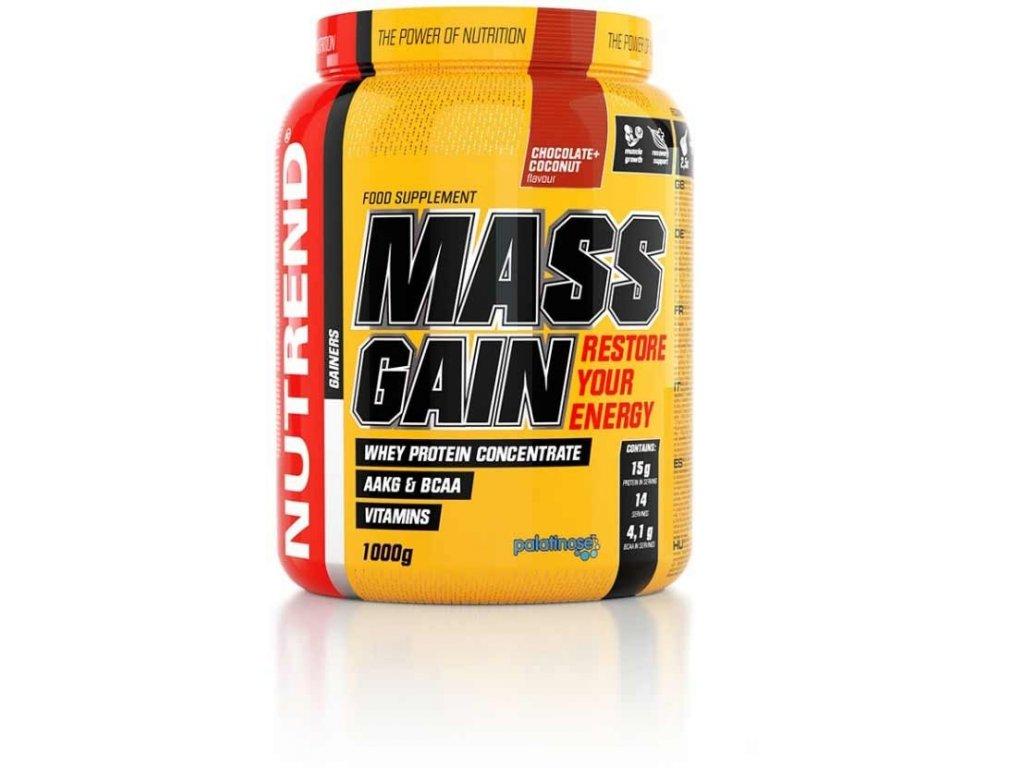 nutrend mass gain 5