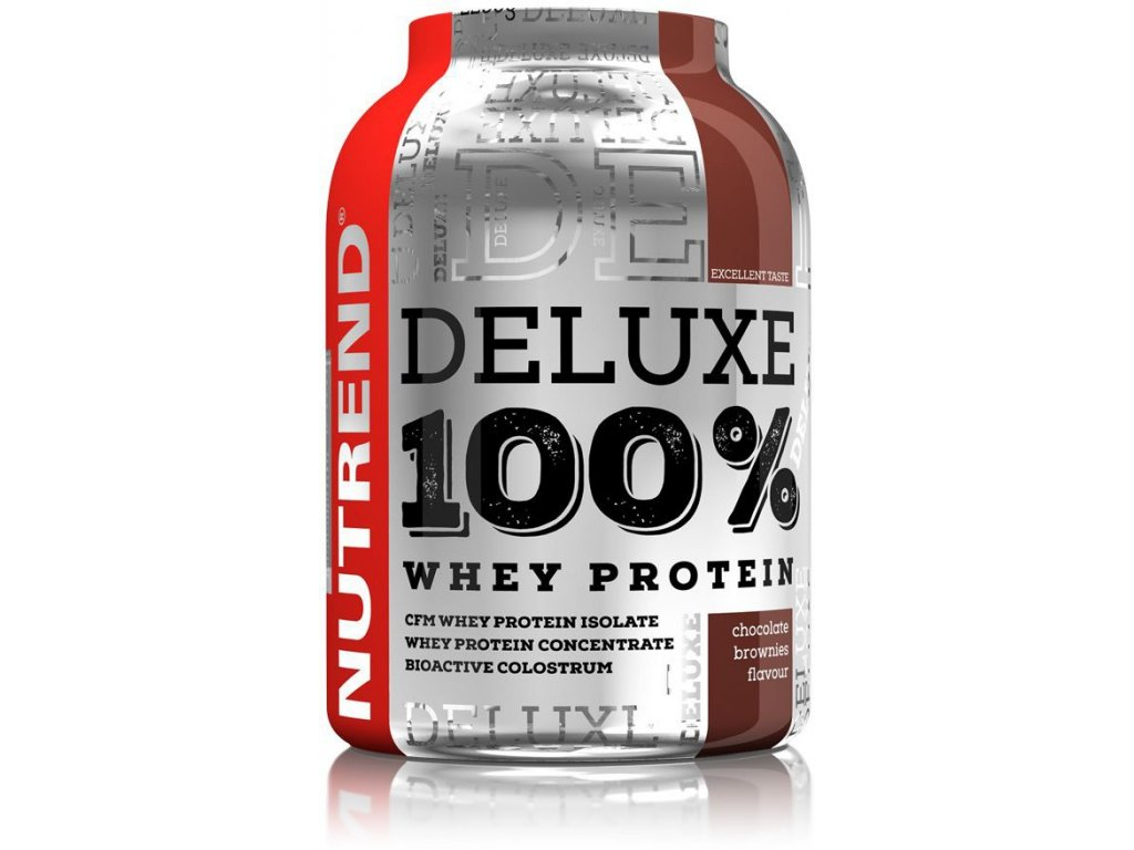nutrend deluxe 100 whey 7
