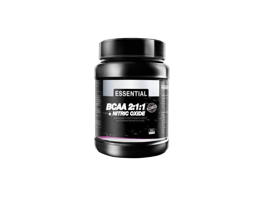 Prom-in Maximal BCAA 2:1:1 + Nitric Oxide