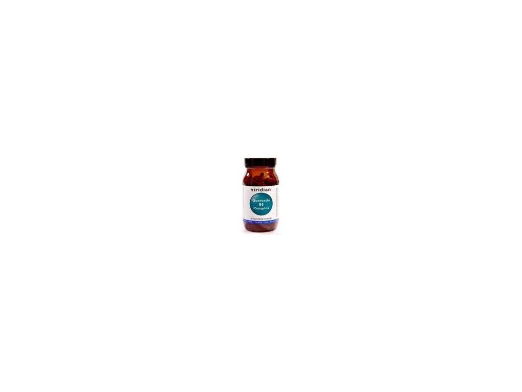 Viridian Nutrition Quercetin B5 Plus Complex 60 kapslí