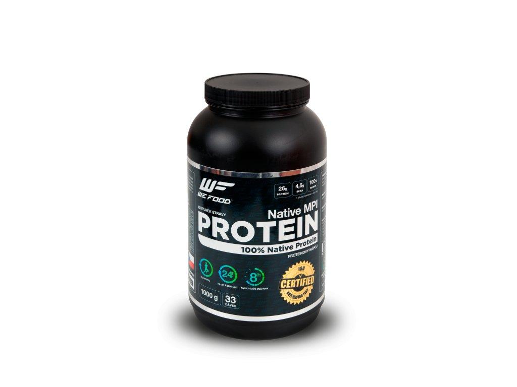WeFood 100% Native Protein + DigeZime
