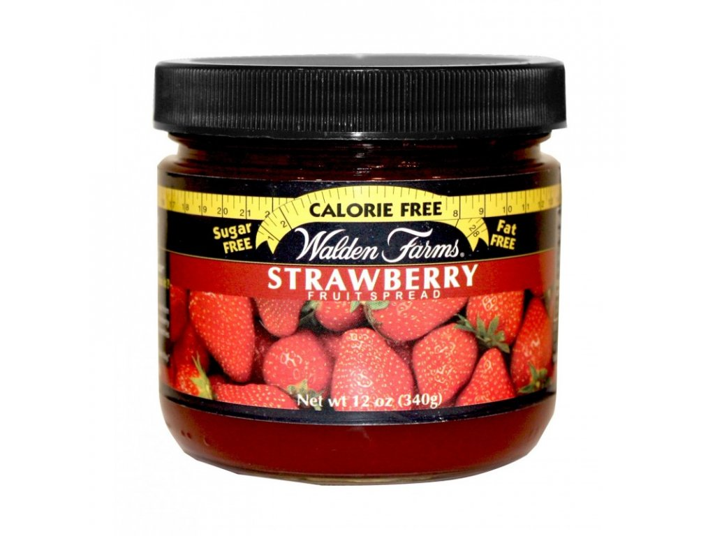 Walden Farms Strawberry Jam 340 g