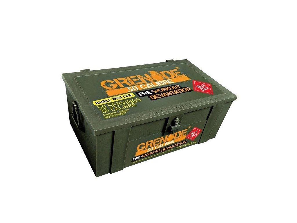 Grenade 50 CALIBRE 580g