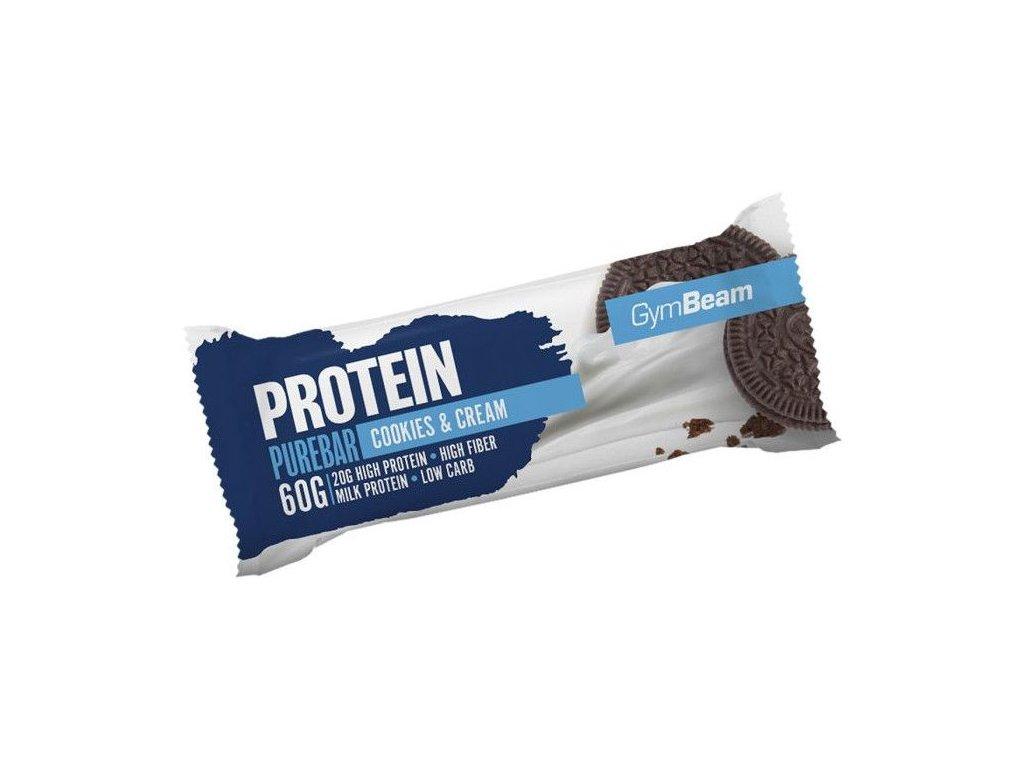 gymbeam protein bar purebar 2