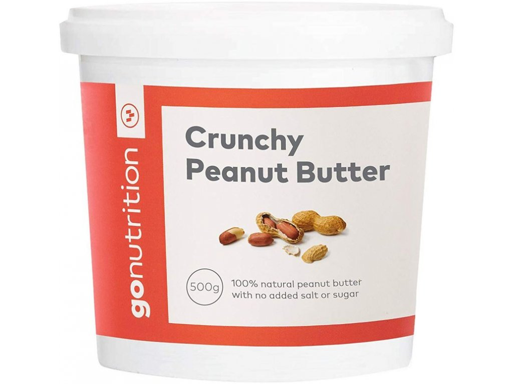 GoNutrition Peanut Butter