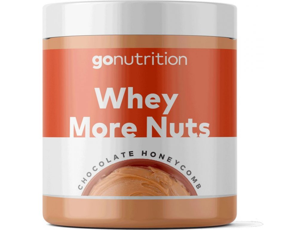 GoNutrition Whey More Nuts