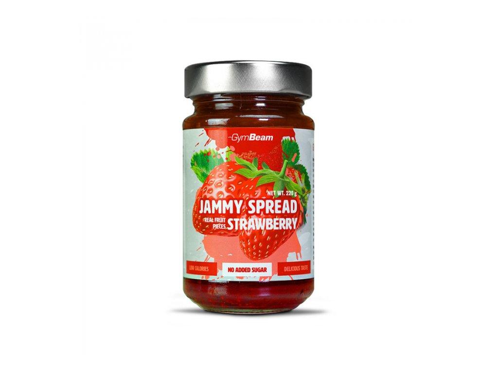 jammy spread strawberry