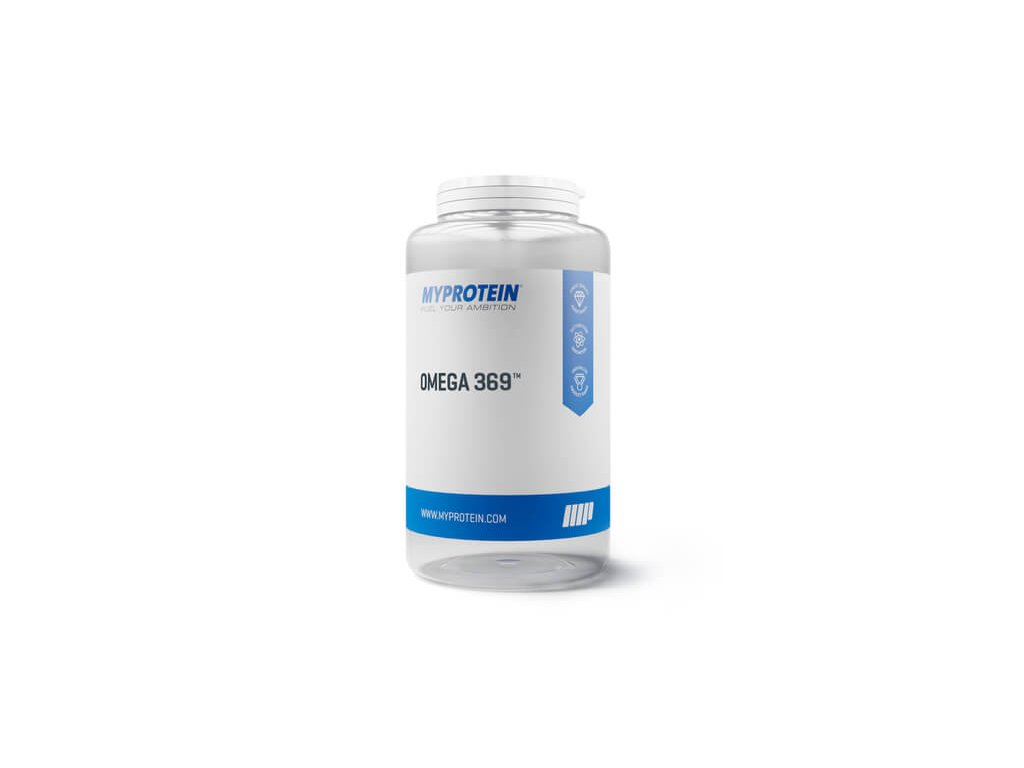 MyProtein Omega 3 6 9 120 cps