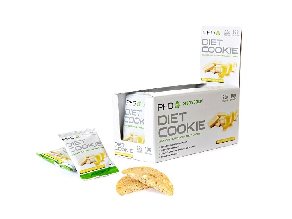 PhD Nutrition Diet Cookie 50g