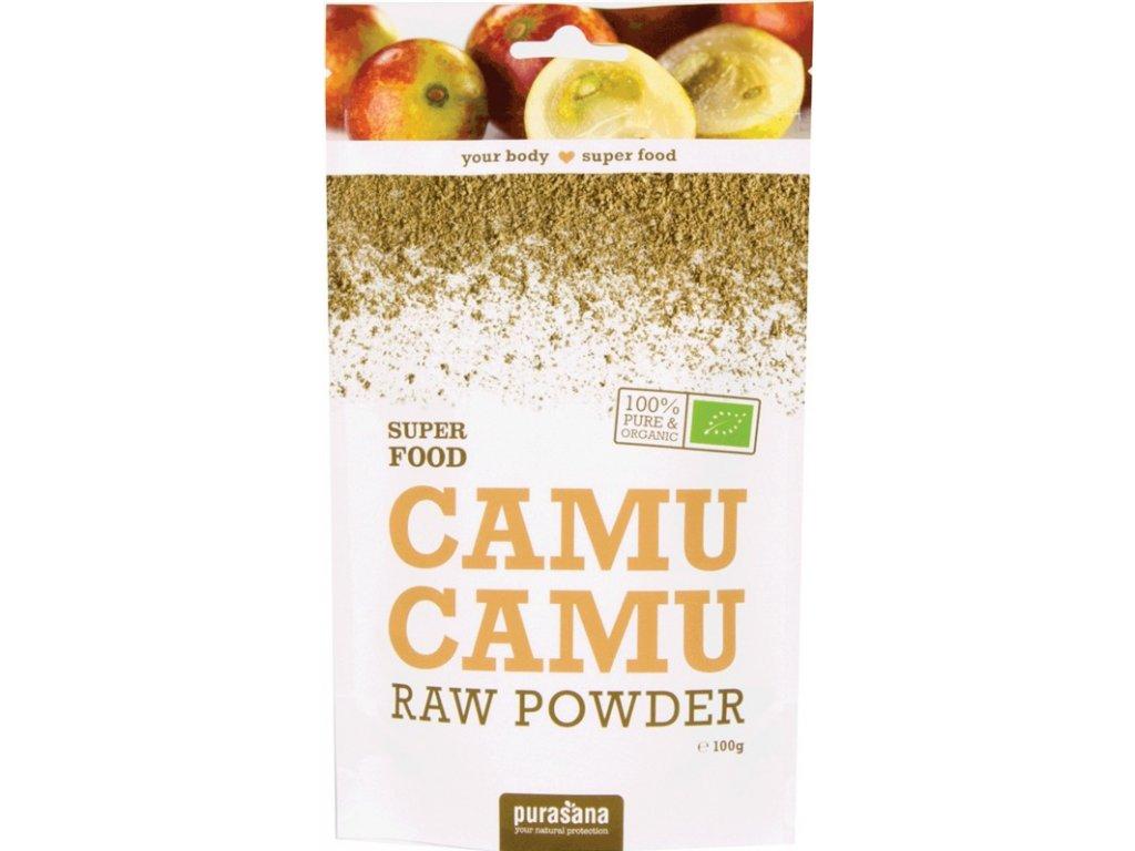 Purasana Camu Camu Powder BIO 100g, exp. 30.3.2020