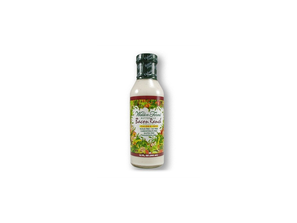 Walden Farms Bacon Ranch Dressing 355 ml, Min. trvanlivost do 11.09.2019
