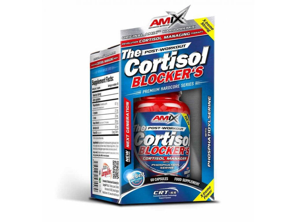 Amix™ The Cortisol Blocker´s
