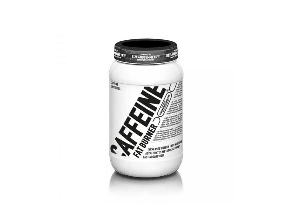 SizeAndSymmetry Nutrition Caffeine