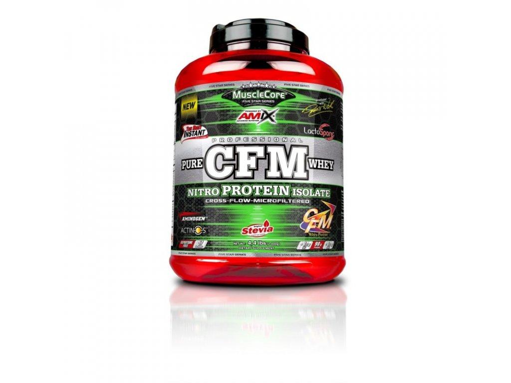Amix CFM® Nitro Protein Isolate