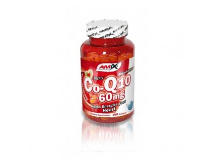 Amix Coenzyme Q10 60 mg - 100cps